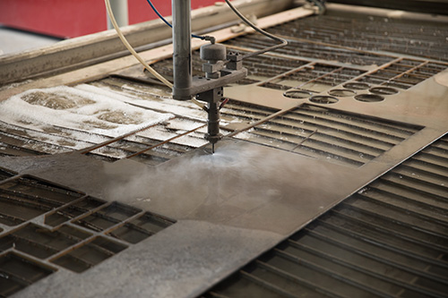 Waterjet Cutting Wilmington, North Carolina